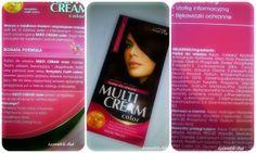 Kosmetik-Box: Farba do włosów - Joanna, Multi Cream Color