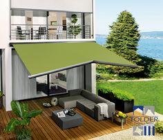 Toldos para terrazas casa pinterest terrazas techos - Toldos para patios exteriores ...