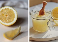 Make your own - Luxurious Lemon Sugar Body Scrub. different scents also, your choice of organic oils.