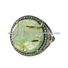 Emerald Ring Jewelry, Designer Emerald Rings, Designer Rings Jewelry, Gold Silver Gemstone Ring Jewelry