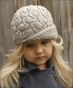 Ravelry: Harmony Cloche' by Heidi May