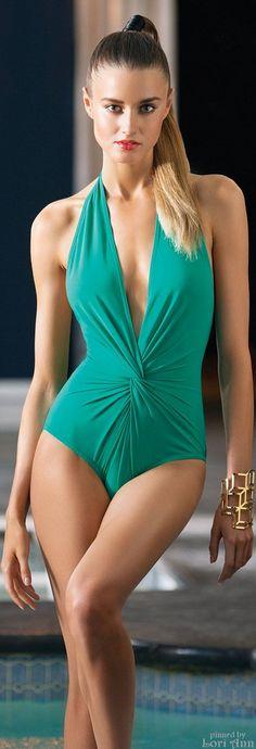 Chic In The City- Karla Colletto Swimwear 2015| ~LadyLuxuryDesigns