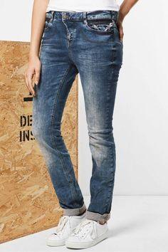 Jeans kleid cecil