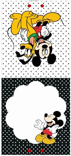 Mickey minnie mouse para enmarcar fotos:Imagenes y dibujos para ...
