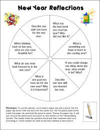 New Year Reflections Teambuilding Activity - Pinned by @PediaStaff – Please visit http://ht.ly/63sNt for all (hundreds of) our pediatric therapy pins