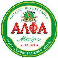 Logo of Alfa Beer