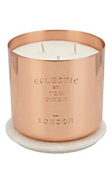Eclectic London Large Candle