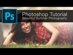 Dreamy Summer Photo Effect - Photoshop tutorial. Read full article: http://webneel.com/video/dreamy-summer-photo-effect-photoshop-tutorial | more http://webneel.com/video/photoshop-tutorials | more videos http://webneel.com/video/animation | Follow us www.pinterest.com/webneel