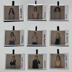 head to @misspap's snapchat to go behind the scenes on our model casting  misspapcouk #misspapped #misspap #model #polaroid #vsco #vscocam