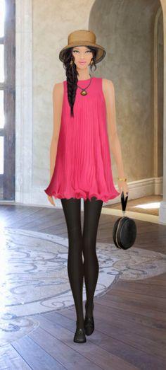 Covet Fashion Game-Challenge-Dress Code