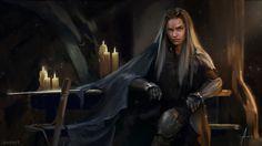 in the taverne, Aleksei Vinogradov on ArtStation at https://www.artstation.com/artwork/wP1OX