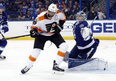 Philadelphia Flyers vs. Tampa Bay Lightning - 1/7/17 NHL Pick, Odds, and Prediction