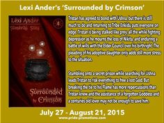 New book tour with giveaway for Lexi Ander's newest book