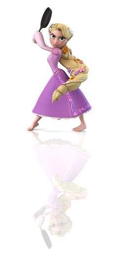 Rapunzel. #DisneyInfinity
