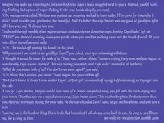 Imagine~Zayn. Sure just make all of us cry its ok we don't care *starts crying*