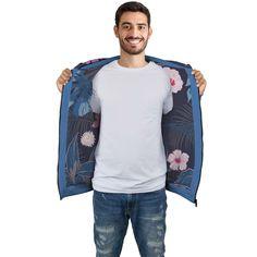 Pink Flowers Zip Hoodie – This is iT Original Zip Hoodie, Pink Flowers, Zipper, Hoodies, Prints, Style, Swag, Sweatshirts, Zippers