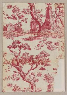 Drumcondra, Ireland (probably), ca. Linen and cotton. From the MFA Boston: Fabric Birds, Flowering Vines, Printed Linen, Antique Prints, Textile Prints, Flower Prints, Bird Houses, Grape Vines, Textiles
