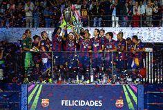 欧州王者に輝いたバルセロナ、12月開催のクラブW杯で来日が決定 | サッカーキング