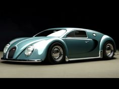 Bugatti Veyron Beetle Edition render e historia | Atraccion360 Que clase de herejia es esta