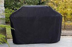 Winner Outfitters Gas Grill Cover, Heavy Duty Waterproof BBQ Grill Cover for Weber, Holland, Jenn Air, Brinkmann and Char Broil -Black Sure Fit Slipcovers, Waterproof Tarp, Outdoor Fire, Outdoor Decor, Fire Cover, Gas Grill Covers, Bbq Cover, Bbq Grill