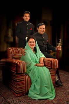 The Royal Family of Jubbal