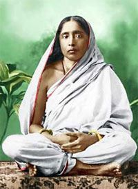 First offer to God whatever you eat. One must not eat unoffered food. As your food is, so will be your blood. From pure food you get pure blood, pure mind, and strength. Pure mind begets ecstatic love (prema-bhakti). Sri Sarada Devi