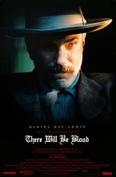 There Will Be Blood (2007) Original One-Sheet Movie Poster