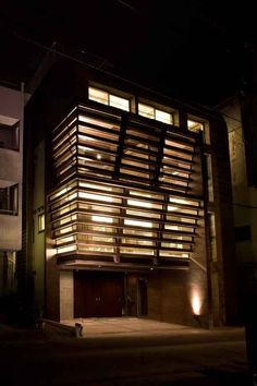 House In Beppu, Beppu, 2010 By Junji Ishida #architecture #japan #beppu
