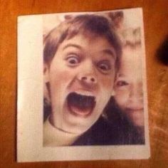 Harry during his childhood! HAAARRYYY