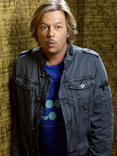 "David Spade as ""Russell Dunbar"" Rules of Engagement"