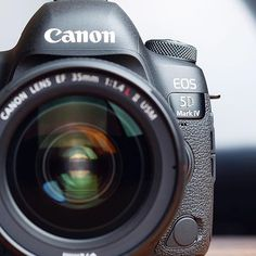 The lovely Canon 5D Mark IV + 35mm 😍Awesome Photo by @thephotogear