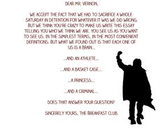 "Which ""Breakfast Club"" Character Are You [QUIZ]: I got John Bender. The description for him actually is similar to me..."