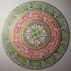 'Sleutel des Levens' (2001-08) Celtic Inspired Design met sleutelmotieven. http://wittewaterlelie.blogspot.nl/