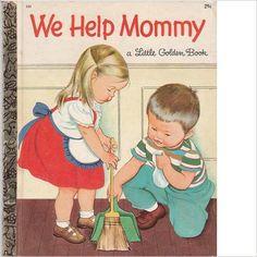 We Help Mommy: Jean Cushman, Eloise Wilkin: 9780307021199: Amazon.com: Books