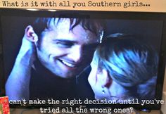 Favorite quote ever! Sweet Home Alabama