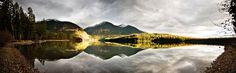 Best Montana Blog {Holland Lake Lodge - authentic montana guest resort}