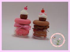 Mini Potinho Cupcake Quer saber mais ! Acesse: www.cantinhodaarteatelie.com.br