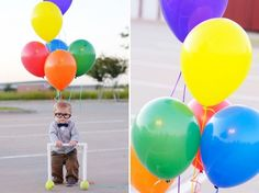 Up Toddler Costume