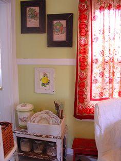 #shabby #cottage #kitchen