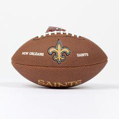 Mini ballon NFL New Orleans Saints - Touchdown Shop