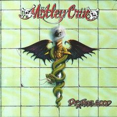 ☮ American Hippie Psychedelic Rock Music Album Cover Art ~ MOTLEY CRUE, Dr Feelgood