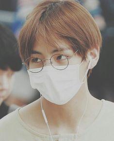kth // hq // kim taehyung // colour: tan brown