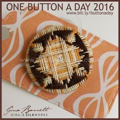 Day 22: Four Feathers #onebuttonaday by Gina Barrett