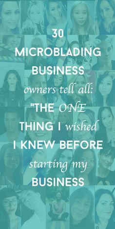 """30 Microblading Business Owners Speak: """"The One Thing I Wish I Knew Before Starting My Business"""" – Microblading Hub – Permanent Makeup Makeup Business Names, Mircoblading Eyebrows, Brow Studio, Spa Studio, Studio Ideas, Microblading Aftercare, Competition Makeup, Eyebrow Design, Phi Brows"""