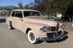 1942 Lincoln Continental - AZ Cars And Trucks: All Cars For Sale By Owner All Makes, All Models:   Click below for more info and photos: http://www.azcarsandtrucks.com/1942continentalgary.html