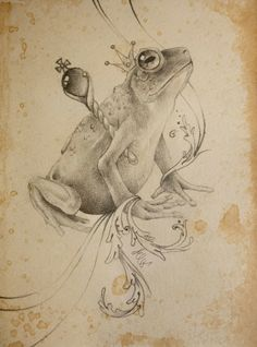 #Frog #Prince by Erica Calardo