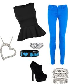 """""""Outfit For Danielle At The Teen Beach Awards"""" by lataviamellish ❤ liked on Polyvore"""