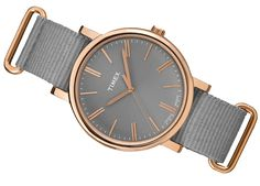 Zegarek damski Timex TW2P88600 Weekender Indiglo