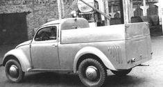 1946 Volkswagen Beetle Pickup