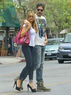 Joe Manganiello And Sofia Vergara Really Are A Couple